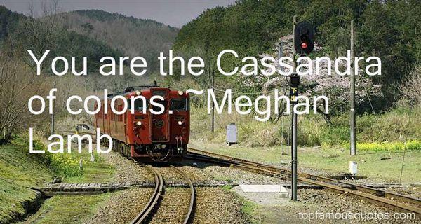 Meghan Lamb Quotes