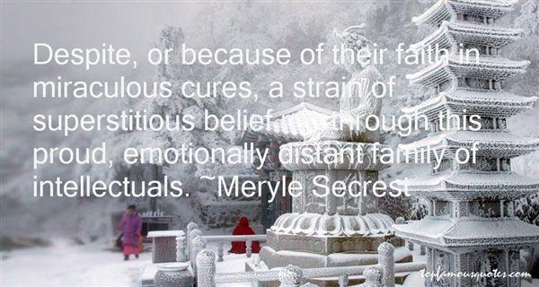 Meryle Secrest Quotes