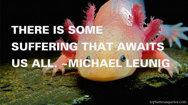 Michael Leunig Quotes