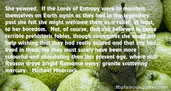Michael Moorcock Quotes