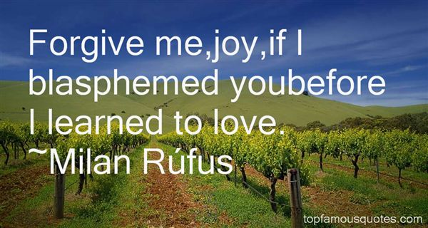 Milan Rúfus Quotes