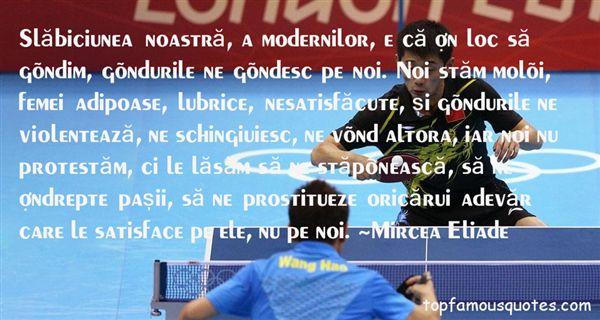 Mircea Eliade Quotes