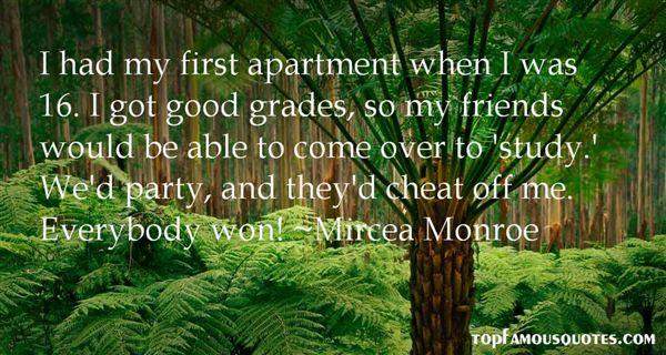 Mircea Monroe Quotes