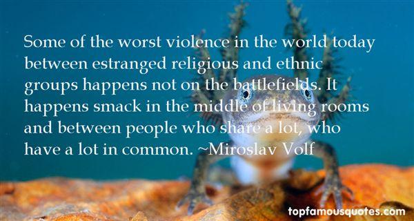 Miroslav Volf Quotes