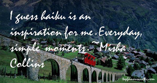 Misha Collins Quotes