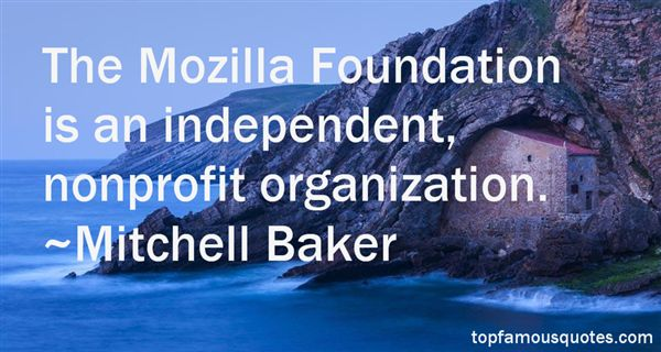 Mitchell Baker Quotes