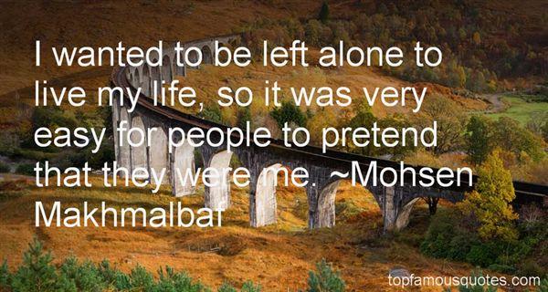 Mohsen Makhmalbaf Quotes