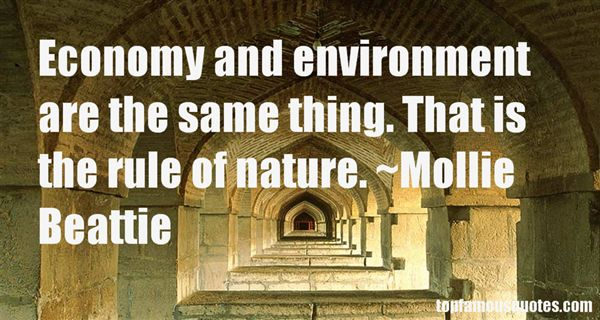 Mollie Beattie Quotes