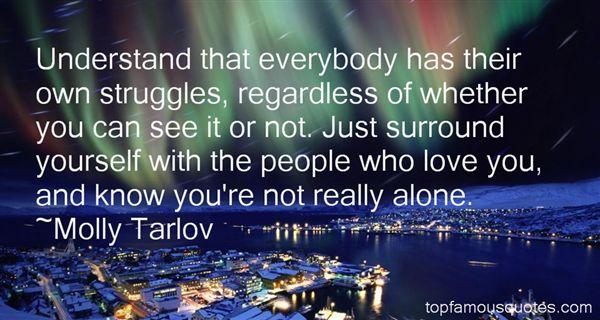 Molly Tarlov Quotes