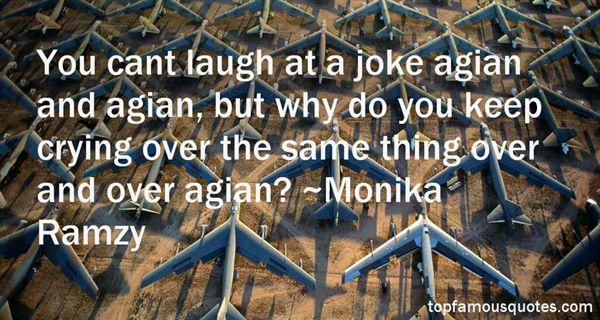 Monika Ramzy Quotes
