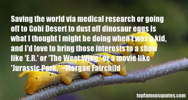 Morgan Fairchild Quotes