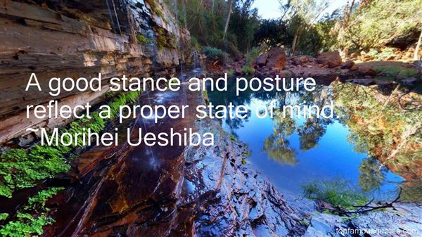 Morihei Ueshiba Quotes