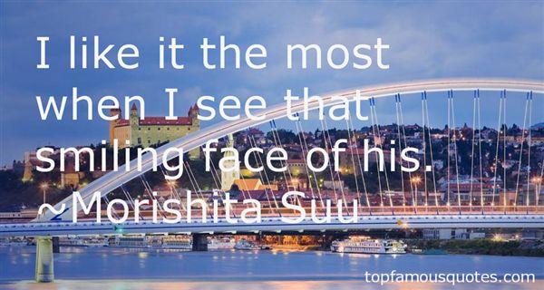 Morishita Suu Quotes