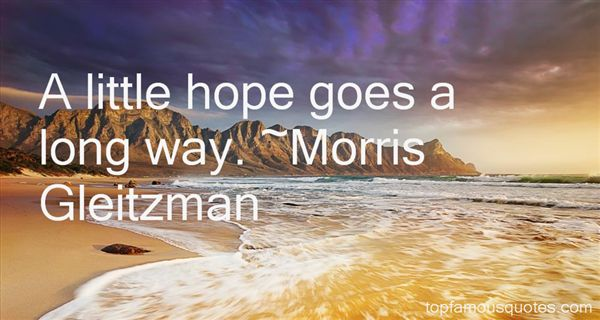 Morris Gleitzman Quotes