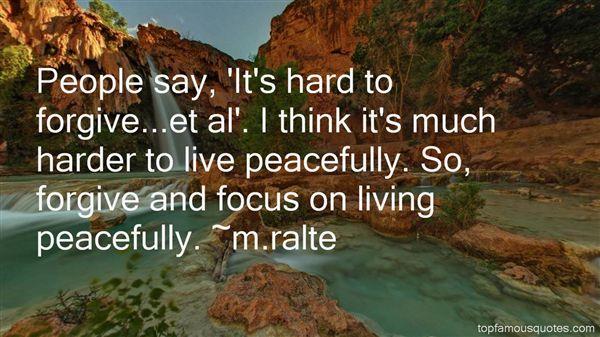 M.ralte Quotes