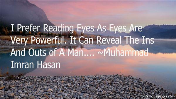 Muhammad Imran Hasan Quotes