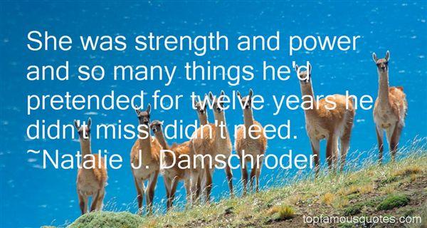 Natalie J. Damschroder Quotes