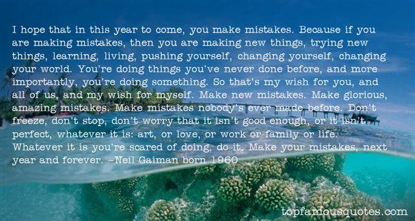 Neil Gaiman Born 1960 Quotes
