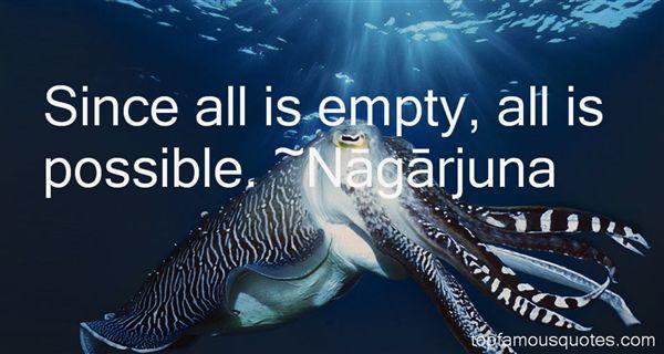 Nāgārjuna Quotes
