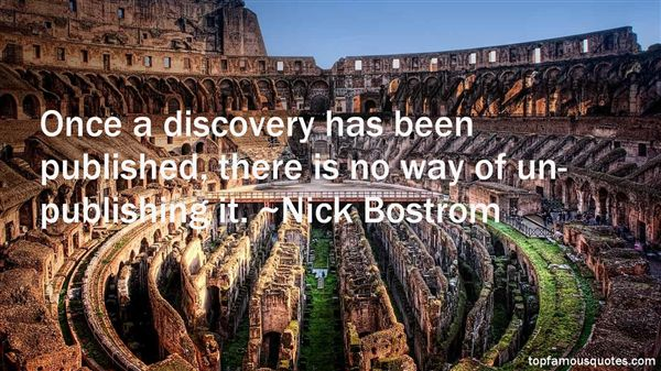 Nick Bostrom Quotes