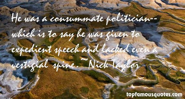 Nick Taylor Quotes