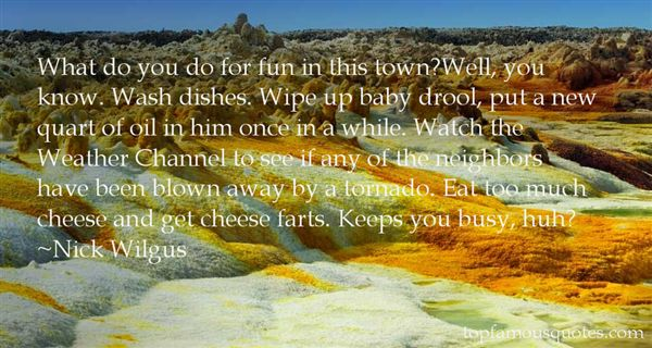 Nick Wilgus Quotes