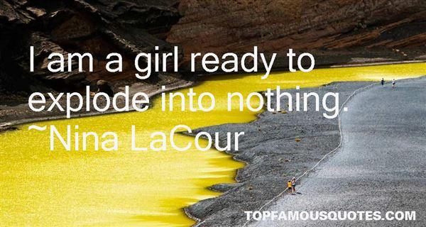 Nina LaCour Quotes