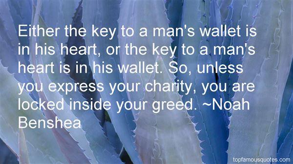 Noah Benshea Quotes