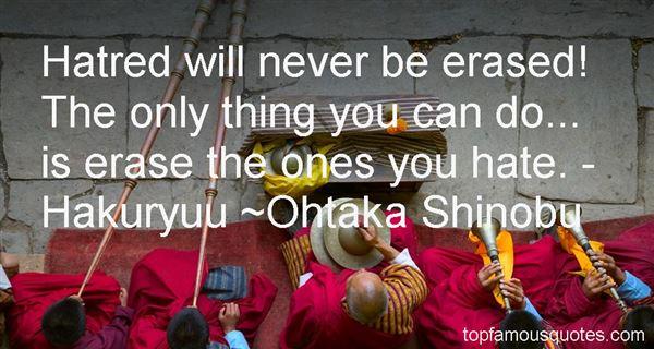 Ohtaka Shinobu Quotes