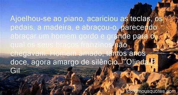 Olinda P. Gil Quotes