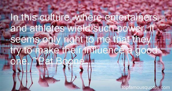 Pat Boone Quotes