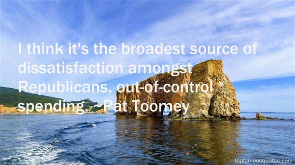 Pat Toomey Quotes