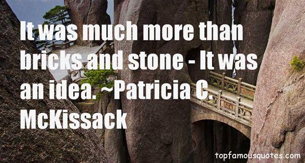 Patricia C. McKissack Quotes