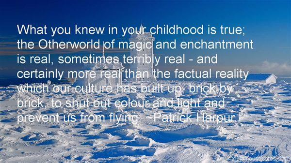 Patrick Harpur Quotes