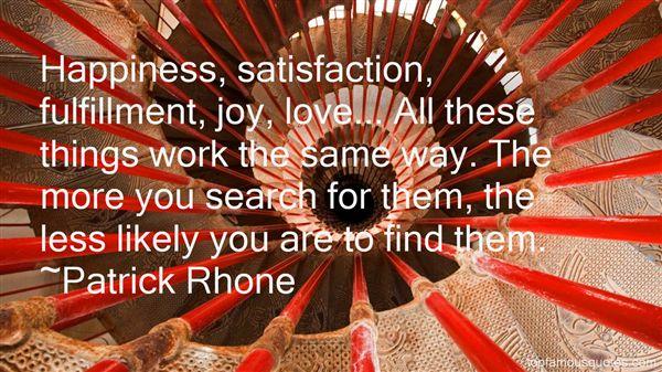 Patrick Rhone Quotes