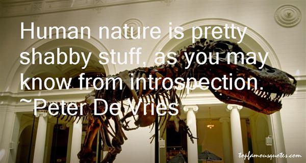 Peter De Vries Quotes