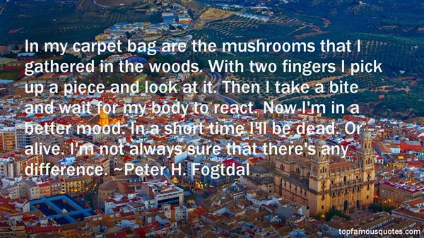 Peter H. Fogtdal Quotes