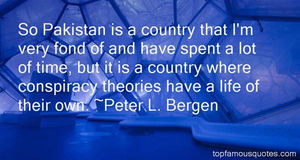 Peter L. Bergen Quotes