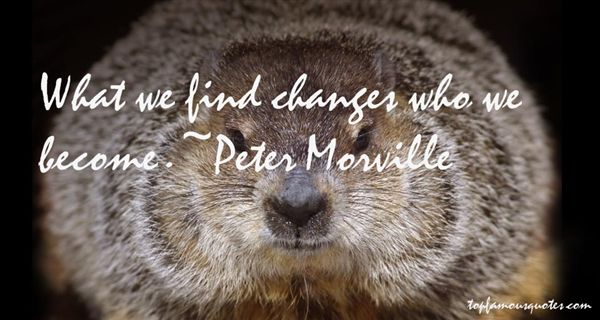 Peter Morville Quotes