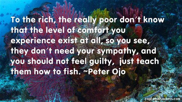 Peter Ojo Quotes