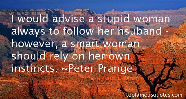 Peter Prange Quotes