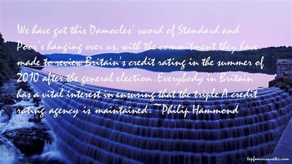 Philip Hammond Quotes