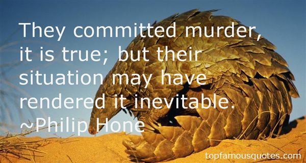 Philip Hone Quotes