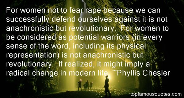 Phyllis Chesler Quotes