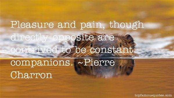 Pierre Charron Quotes