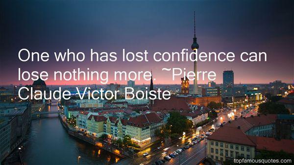Pierre Claude Victor Boiste Quotes