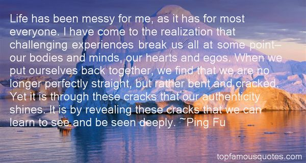Ping Fu Quotes