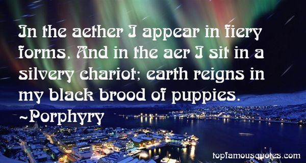 Porphyry Quotes