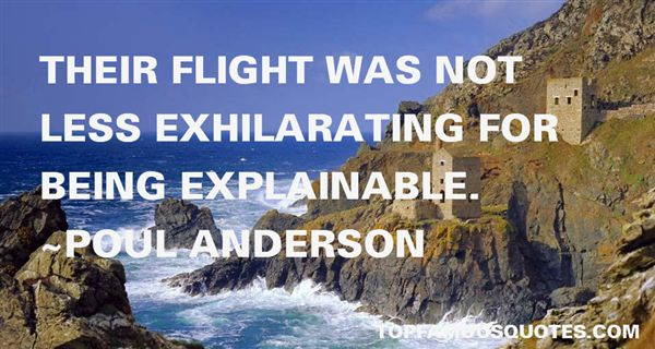 Poul Anderson Quotes