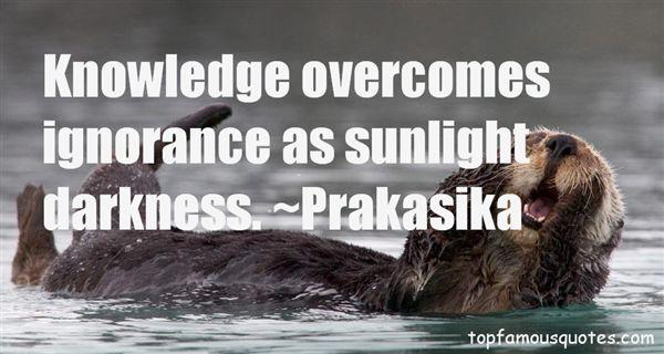 Prakasika Quotes